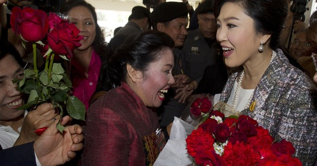 Thai attorney general's office to indict ex-PM Yingluck