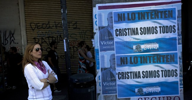 Argentine president now says prosecutor's death not suicide