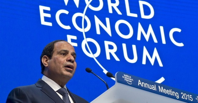 Egypt's president says Islam needs a reboot