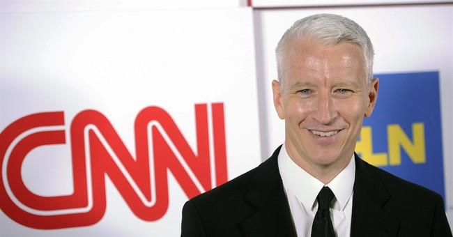 CNN's Cooper says he was mistaken on Muslim zones