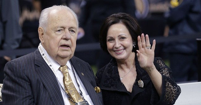 Benson relatives sue for control of Saints, Pelicans