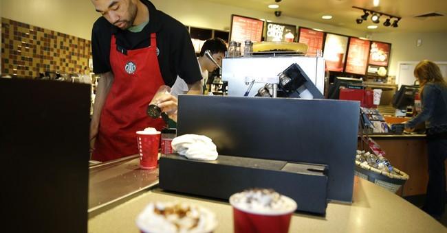 Starbucks' 1Q profits soar on strong sales, traffic