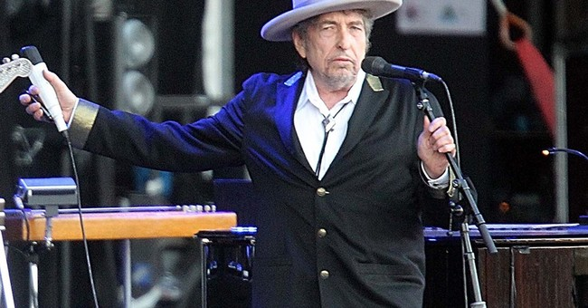 Bob Dylan says he would be a teacher if not a musician