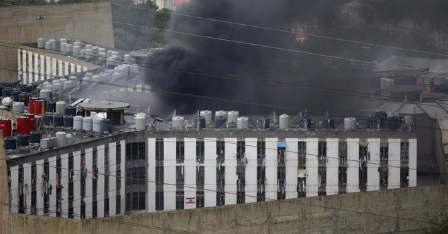 Prisoners coordinated attacks from notorious Lebanese jail
