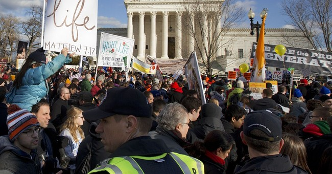 GOP pushes abortion bill through House on March for Life Day