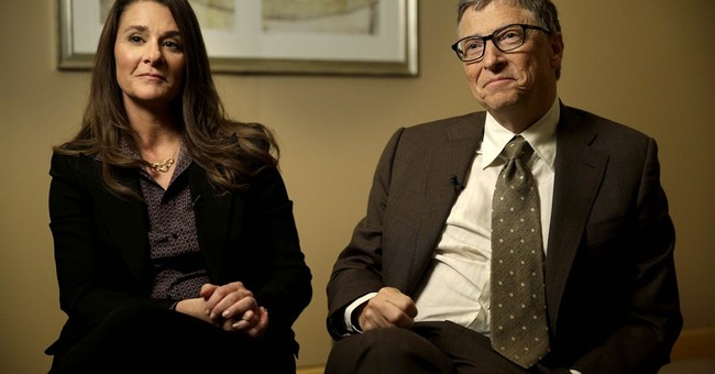 Bill and Melinda Gates making Super Bowl plans