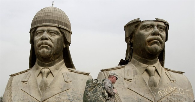 IS top command dominated by ex-officers in Saddam's army