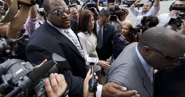 The Latest: Pennsylvania prosecutor arraigned on charges