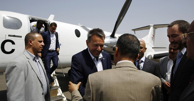 Red Cross president visits Yemen amid monthslong civil war