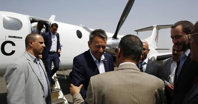 Red Cross president visits Yemen amid monthslong civil war