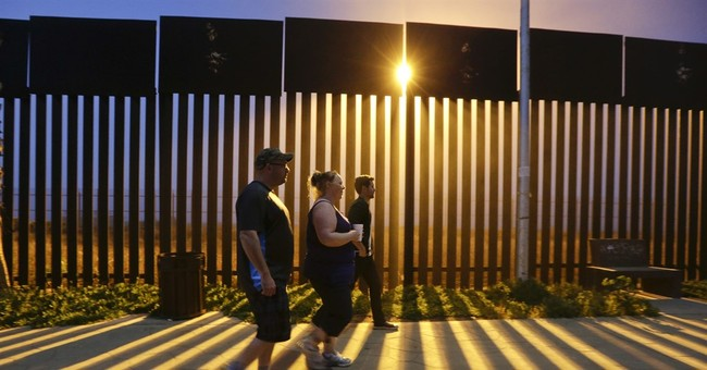 At San Diego, at least, the border has become more orderly