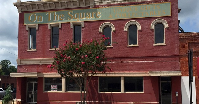 Law office of Harper Lee's father for sale