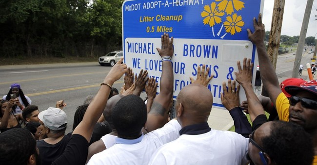 Michael Brown's father says family still in mourning