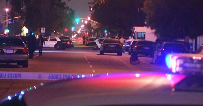 California city's police kill man they say stabbed 6 people