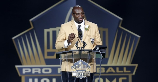 Steelers great Bettis leads eclectic Hall of Fame Class