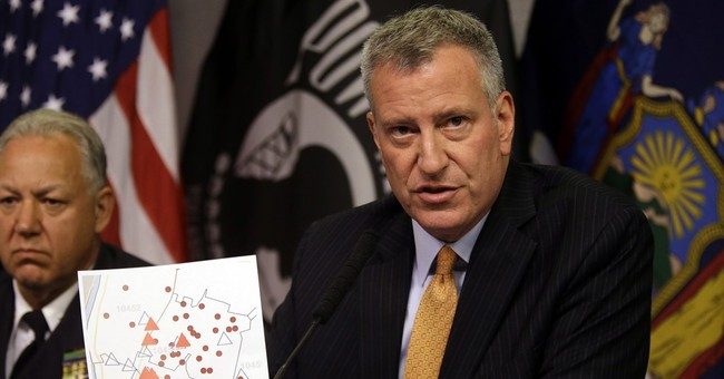 Mayor De Blasio says bacteria outbreak has been contained