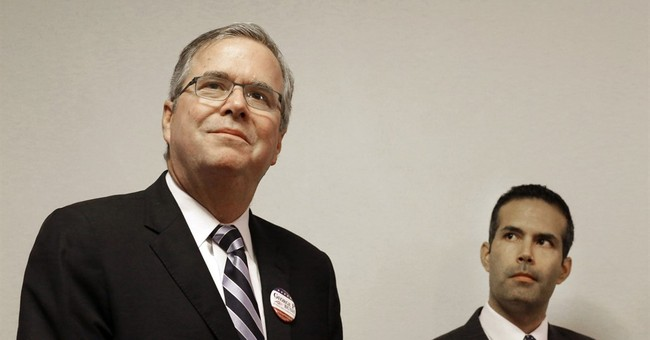 Can George P. make Jeb the 3rd Bush to win the White House?