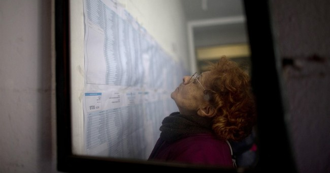 Argentines vote in presidential, congressional primaries