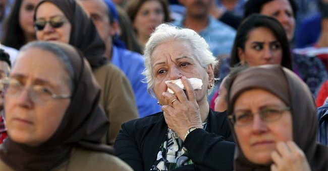 Iraqi Christians who fled IS living in limbo while in exile