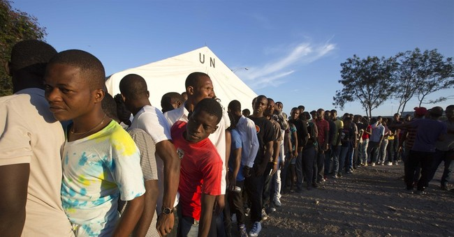Disorder as Haitians vote in long-delayed elections