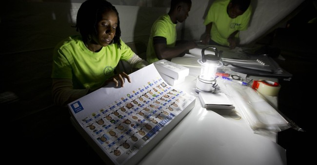 OAS: Irregularities did not disrupt overall Haiti elections