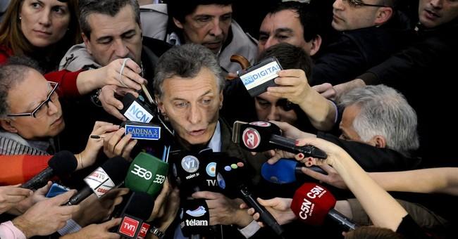 Argentines vote in presidential, congressional primaries