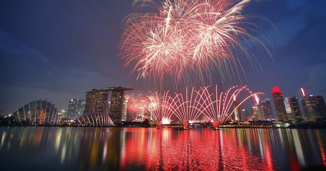 As it turns 50, Singapore celebrates success amid challenges