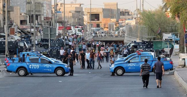 Iraq premier offers plan to trim criticized government