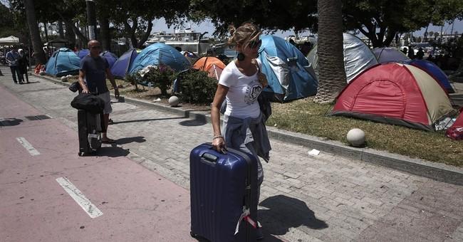 Greek coast guard rescues 1,417 migrants over 3 days