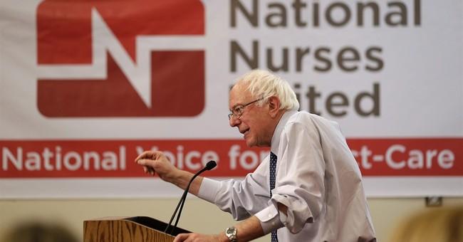Bernie Sanders picks up first major labor endorsement