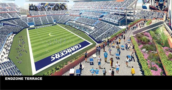 Chargers slam San Diego's latest stadium proposal