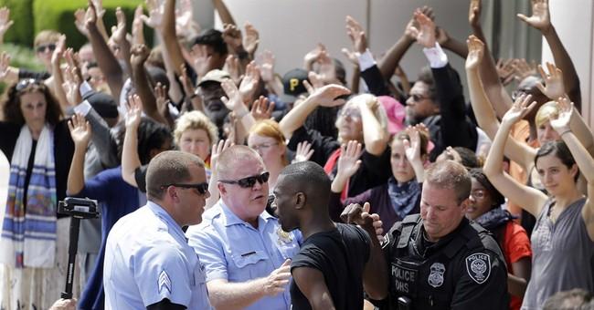 News Guide: Shooting during protest rocks Ferguson