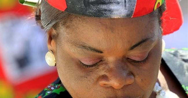 Zimbabwe's Mugabe blames foreign 'vandals' amid lion's death
