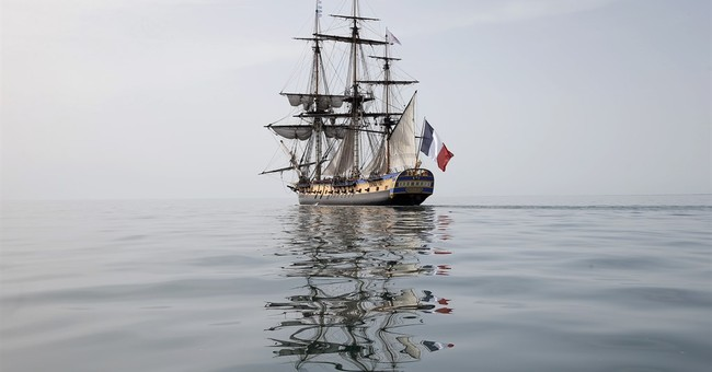 To the US and back: French tall ship completes historic tour