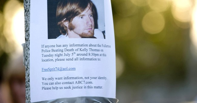 Report: California police erred in arrest before man's death