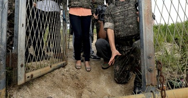 Seoul restarts propaganda broadcasts to N. Korea over mines