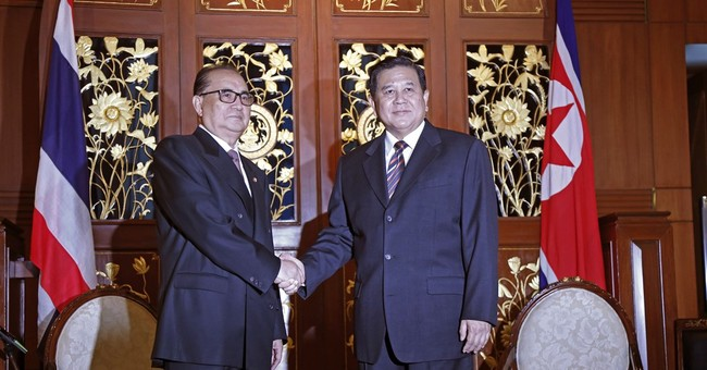 Thai foreign minister says North Korea woos its businesses