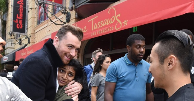 Sam Smith joins Madame Tussauds collection in San Francisco