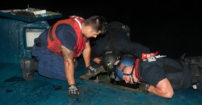 Cocaine seizures skyrocket off Latin America's Pacific coast