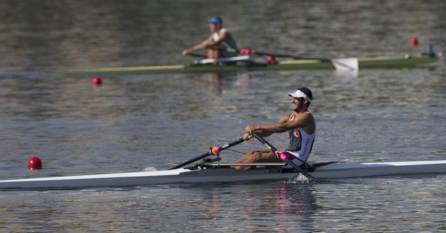 Some US rowers fall ill at 2016 Olympics test event