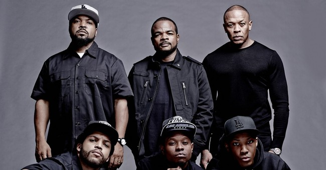 Newcomers bring NWA to life in 'Straight Outta Compton'