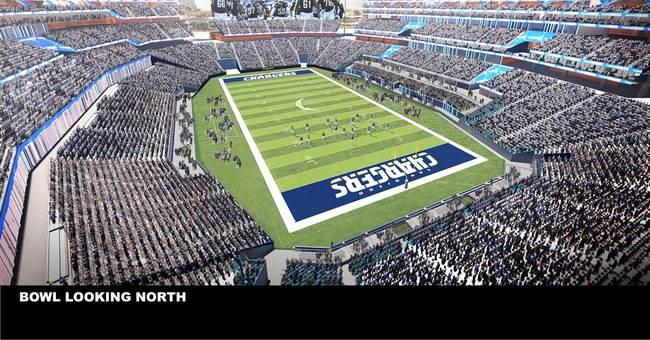 Chargers slam San Diego's latest stadium proposal