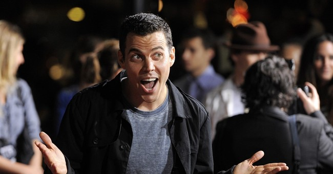 'Jackass' star arrested for climbing crane in Hollywood