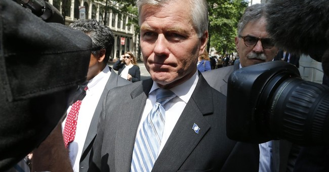 Lawyer: Ex-Virginia governor to appeal to US Supreme Court