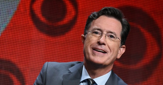 What Stephen Colbert says about Trump as opening night nears