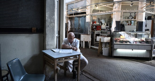A look at Greece's new financial bailout package