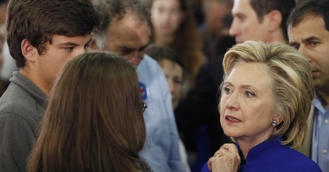 Clinton: GOP failed to mention '1 word' about college costs