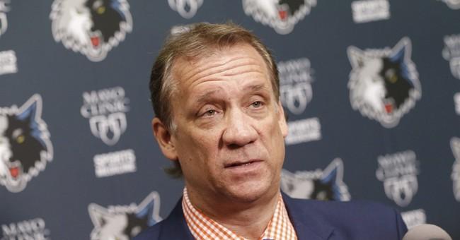 Timberwolves' Flip Saunders says he has 'treatable' lymphoma