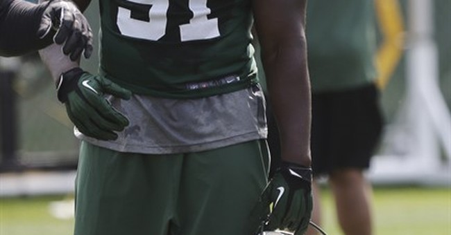 Bills claim Enemkpali, day after he punched Jets QB Smith