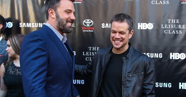 Matt Damon on Ben Affleck: 'He's great'